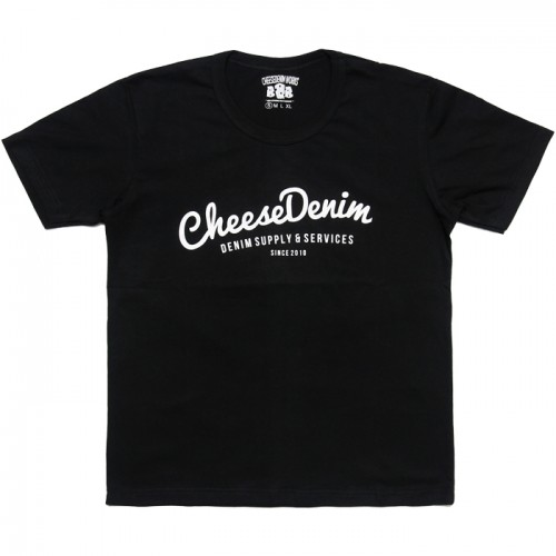 CHEESE Denim : Service (Black)