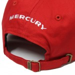 MERCURY : Mad Strike Dad Hat Red